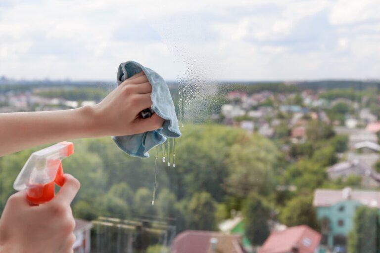 Window cleaning Lakewood
